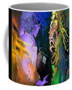 Masai Encounter Coffee Mug