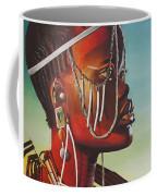 Masai Coffee Mug