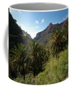 Masca Valley And Parque Rural De Teno 2 Coffee Mug