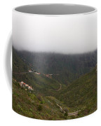 Masca Valley And Parque Rural De Teno 6 Coffee Mug