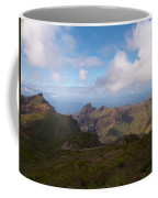 Masca Valley And Parque Rural De Teno Coffee Mug