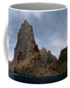 Masca Valley Entrance Panorama Coffee Mug
