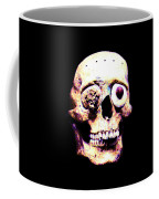 Mascara Craneo Coffee Mug
