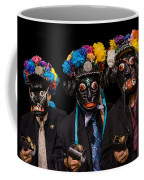 Mascaras Coffee Mug
