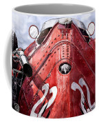 Maserati 250f Alien Coffee Mug