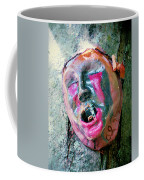 Mask Attached To Trunk 1 Coffee Mug