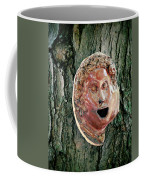 Mask Attached To Trunk 2 Coffee Mug