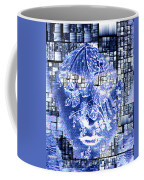 Mask Of The Great Lady Coffee Mug