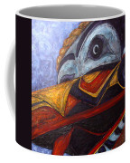 Mask Of The Raven Coffee Mug