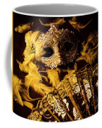 Mask Of Theatre Coffee Mug