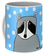 Masked Friend Coffee Mug