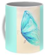Masquerade Butterfly  Coffee Mug