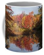 Massachusetts Color Coffee Mug