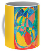 Massage In Abstract Word Art Coffee Mug