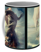 Massive Dragon - Gently Cross Your Eyes And Focus On The Middle Image Coffee Mug
