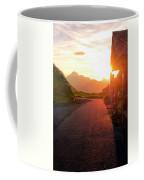 Massive Sunrice Coffee Mug