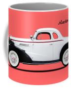 Master Deluxe Sport 1937 Coffee Mug