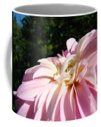 Master Gardener Pink Dahlia Flower Garden Art Prints Canvas Baslee Troutman Coffee Mug