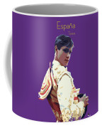 Spanish Matador Coffee Mug