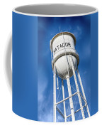 Matador Water Tower Coffee Mug