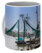 Matagorda Fishing Boats Coffee Mug