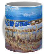 Matagorda Island Texas Coffee Mug