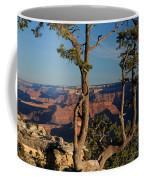 Mather Point South Rim Grand Canyon Coffee Mug