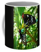 Mating Butterflies Coffee Mug
