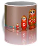 Matryoshka Memories Coffee Mug