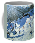 Matterhorn Coffee Mug by Andrew Macara