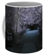 Matthiessen State Park Bridge False Color Infrared No 2 Coffee Mug