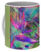 Maui Bird Of Paradise Coffee Mug