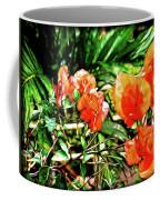 Maui Floral Coffee Mug