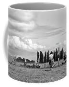 Maui Paniolos Herding Cattle Coffee Mug