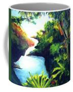 Maui Seven Sacred Falls #184 Coffee Mug
