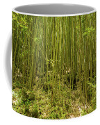 Maui's Thick Bamboo Coffee Mug