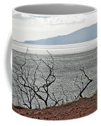 Maui's View Of Lanai Coffee Mug