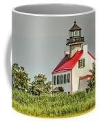 Maurice River, New Jersey, East Pointe  Lighthouse Coffee Mug
