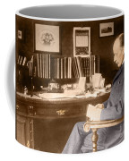 Max Planck, German Physicist Coffee Mug