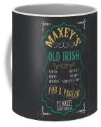 Maxey's Old Irish Pub Coffee Mug