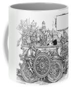 Maximilian I 1459-1519 Coffee Mug