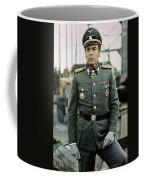 Maximilian Schell As Capt. Stransky Cross Of Iron Publicity Photo 1977 Coffee Mug