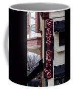 Maxine's Saloon Coffee Mug