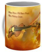May Music Fill Your Heart Coffee Mug