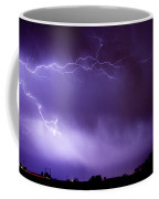 May Showers 2 In Color - Lightning Thunderstorm 5-10-11 Boulder Coffee Mug