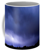 May Showers 3 In Color - Lightning Thunderstorm 5-10-2011 Boulde Coffee Mug