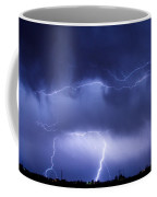 May Showers - Lightning Thunderstorm 5-10-2011 Coffee Mug
