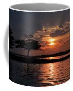 May Sunset At Detroit Point Coffee Mug