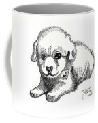 Maya 3 Coffee Mug by John Keaton