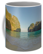 Maya Bay Sunrise Coffee Mug